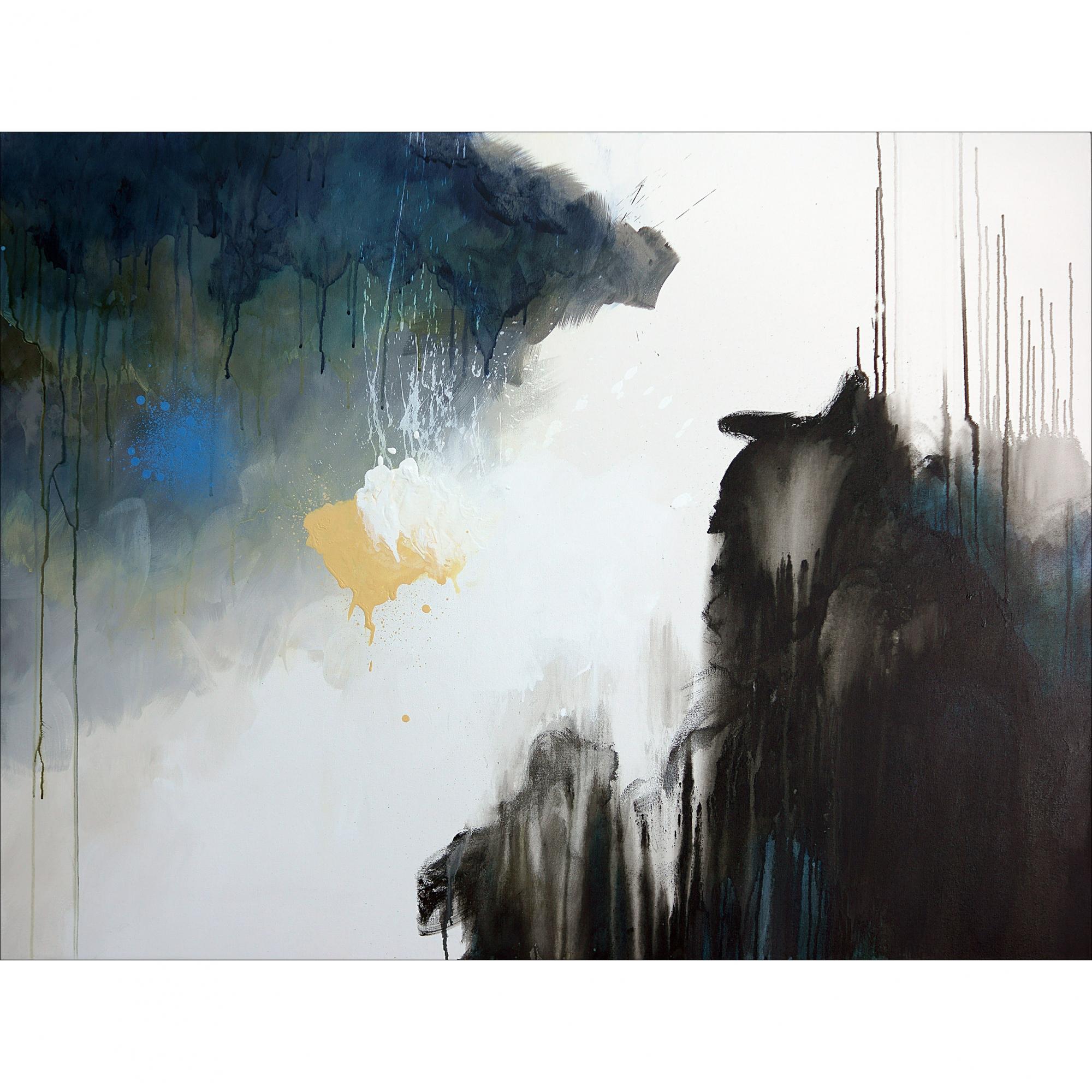 La Cime Inachevée by Sylvie  Adams