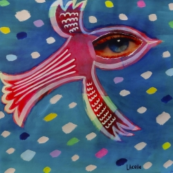 Helene Lacelle - Confetti Sky #2