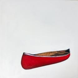 EM Vincent - Red Canoe