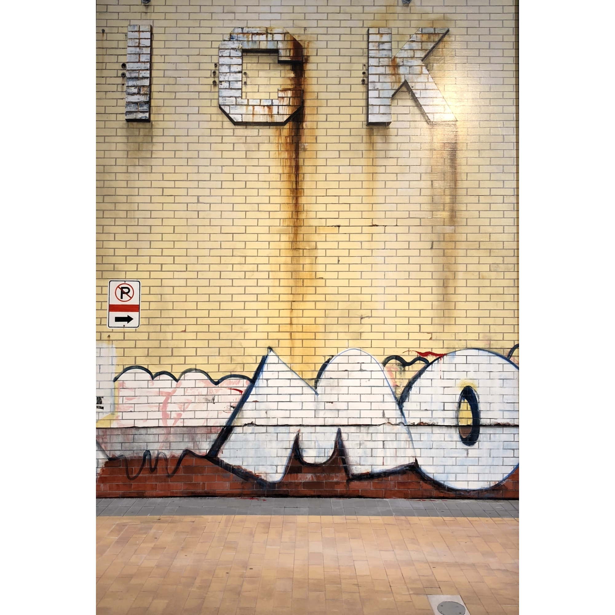 Brickworks by Scott Steele
