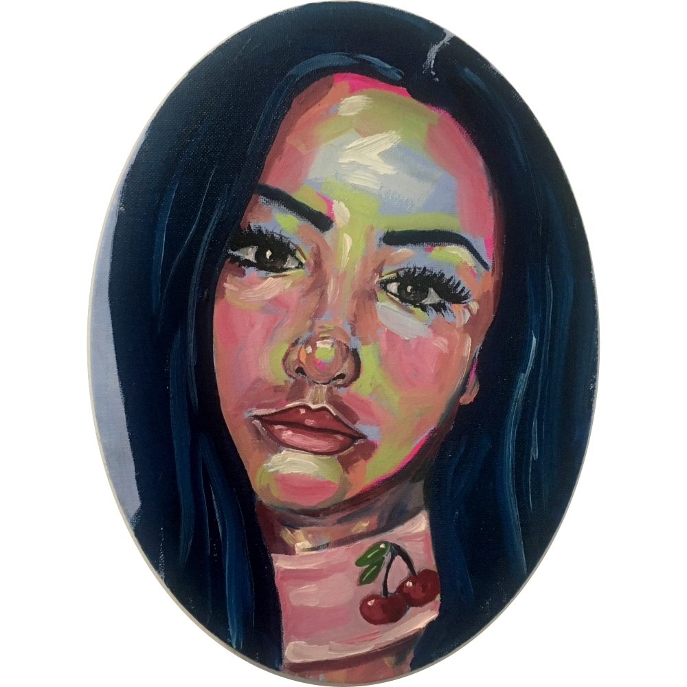 Cherry Bomb by Emily Kearsley