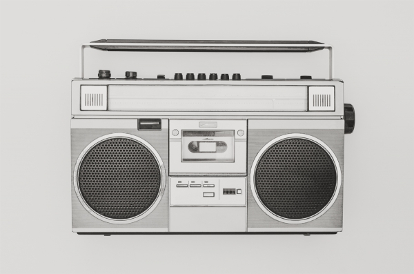 Audiophile No. Four by Zach Hertzman