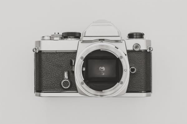 Cameraphile No. One by Zach Hertzman