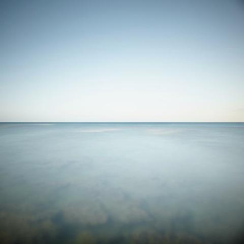 Pacific #81, Mamala Bay by David Ellingsen