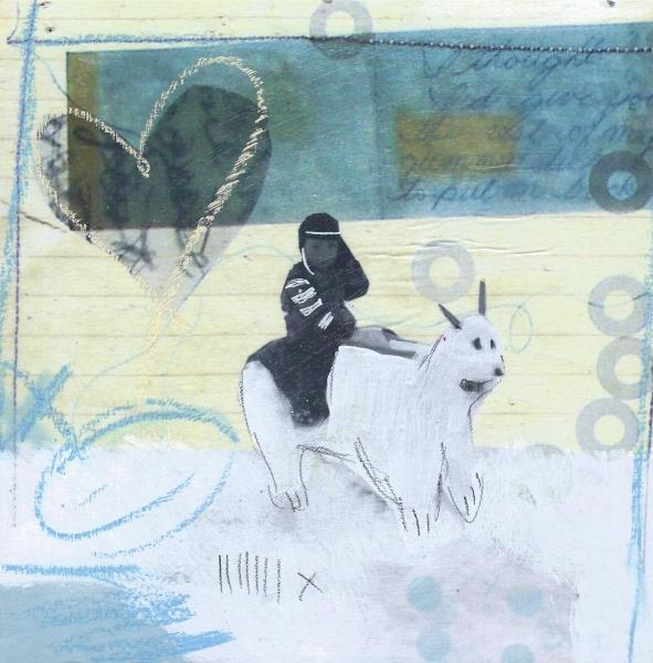 Snow Bear by Danielle Hession