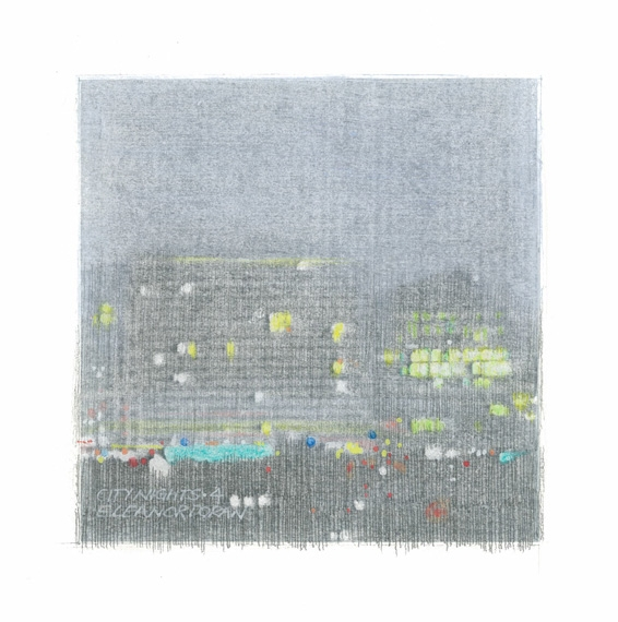 City Nights 4 by Eleanor Doran