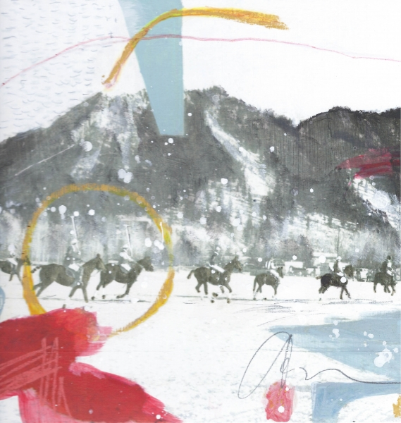 Pitkin County Polo by Danielle Hession