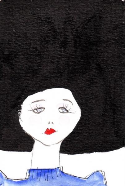 Black Hat by Diane Lingenfelter