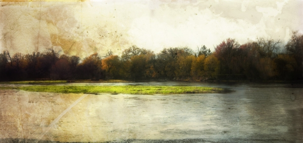 Rideau River 1 by Rick Filler