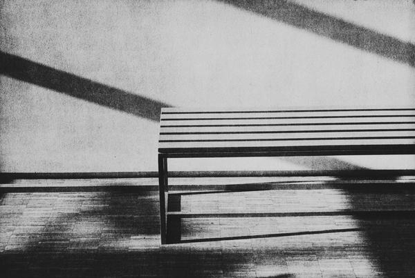 Bench by Babar Khan