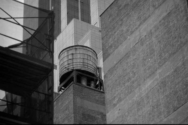 NYC Water Tower by Paul Till