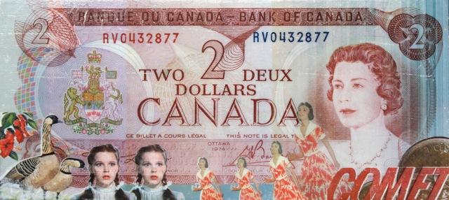 2 Dollar 14 (2014) by Greg Shegler