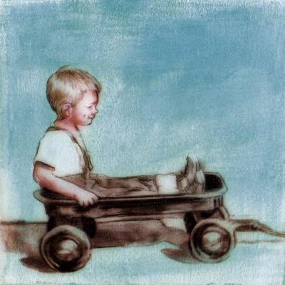 Wagon  by Kelly Grace