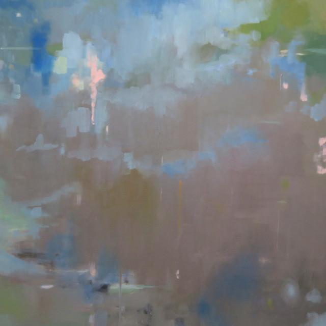 Etude #14, Basho Pond  by Maria  Josenhans