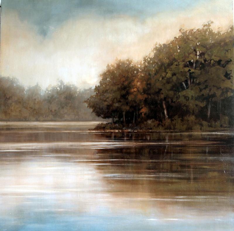 Silver Lining  by Elzbieta Krawecka