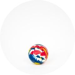 Rubber Ball by Jordan Nahmias