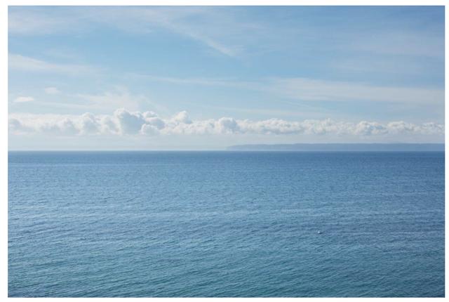 Weather Patterns, September 19, 2014  by David Ellingsen