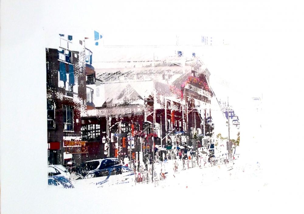 St. Lawrence Market by Adriyanna Zimmermann