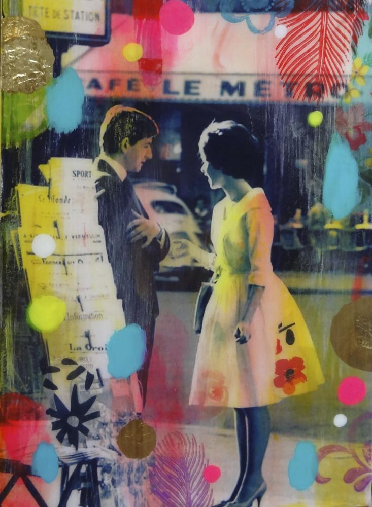 Un Apres-Midi A Paris 16  by Helene Lacelle
