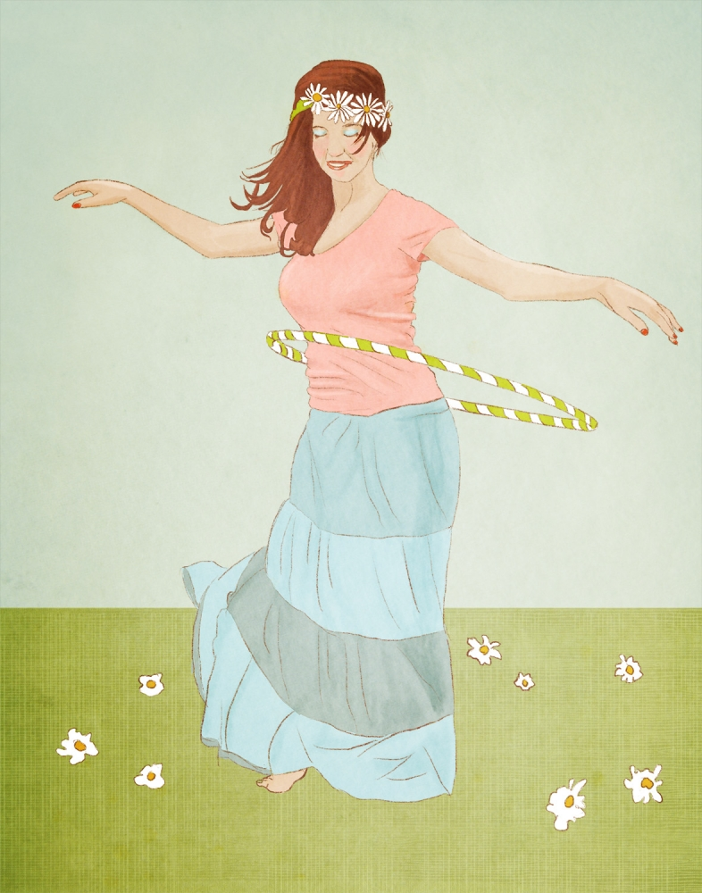 Hippy Wiggie by Roberta Murray