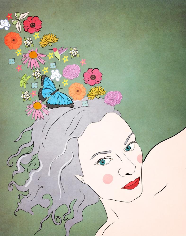 The Gardener by Roberta Murray