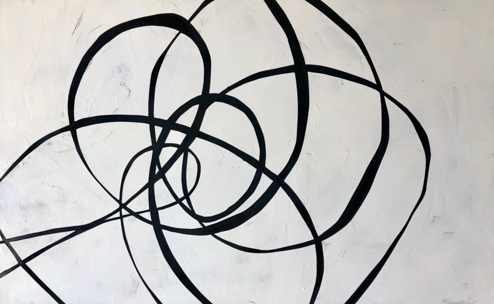 Abstract Gesture by Meret  Roy