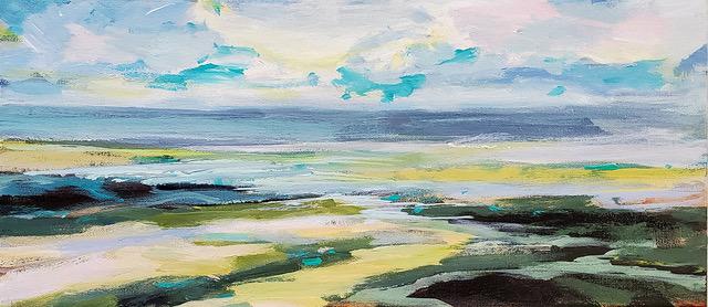 Quiet Morning by Jennifer  Harwood
