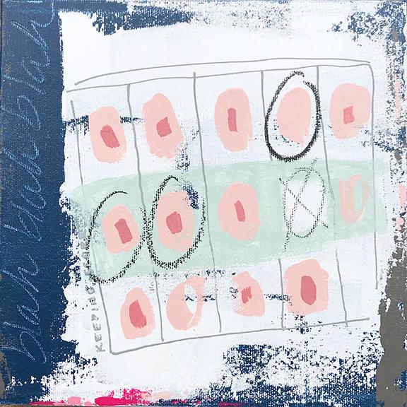 Keeping Score by Lisa Roy