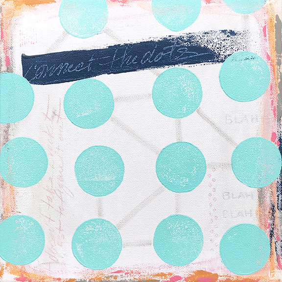 Connect the Dots by Lisa Roy