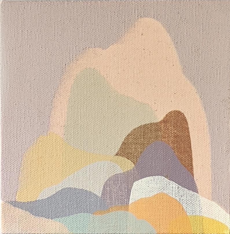 Peaks 17 by Jennifer McGregor