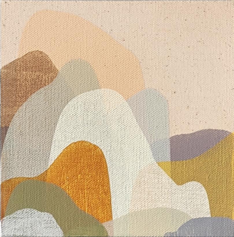Peaks 19 by Jennifer McGregor