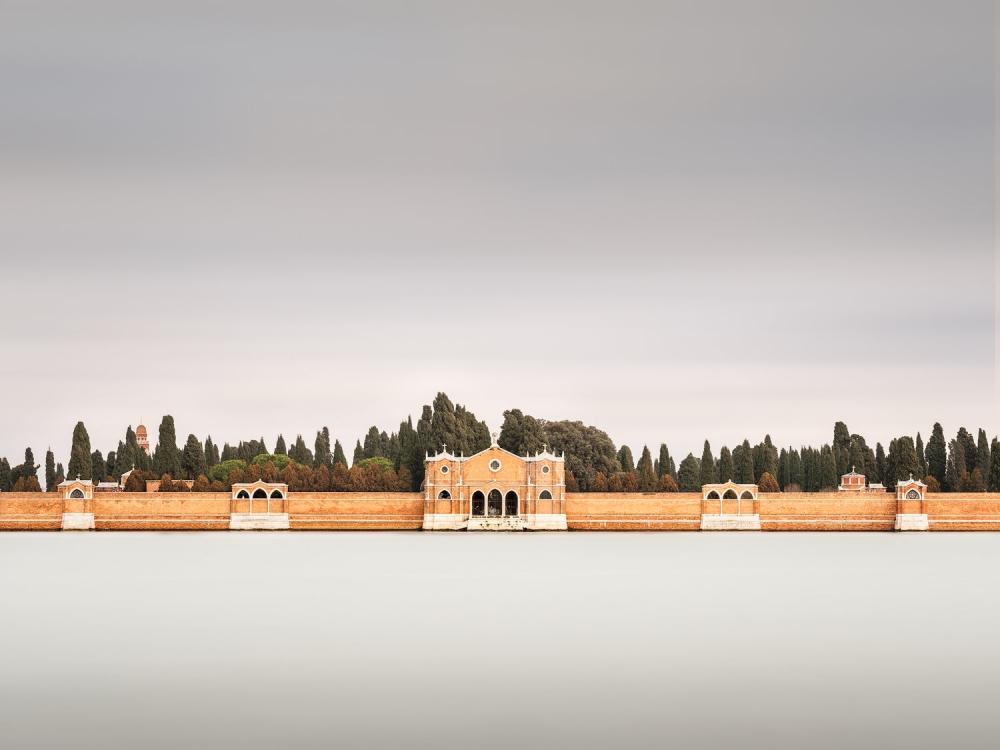 San Michele - Venice by Steven  Castro