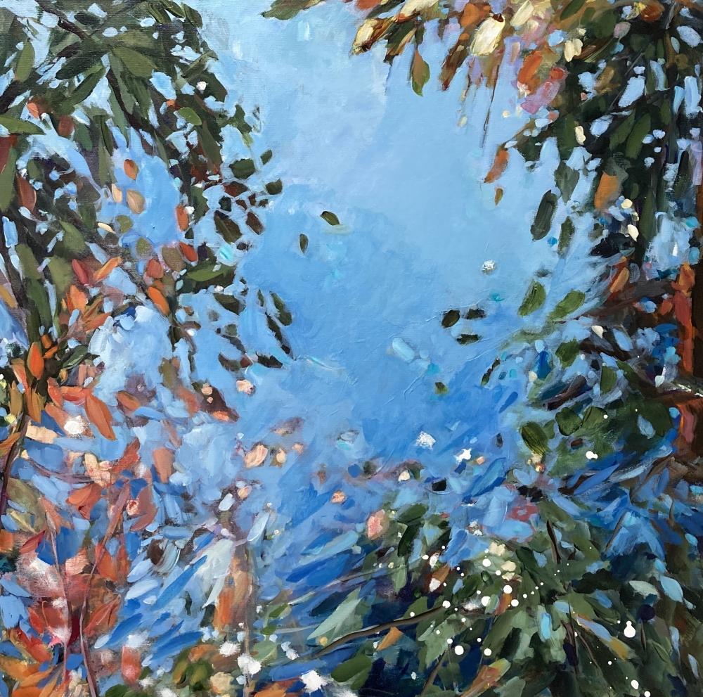 Cool Cool Waters by Jackie  Miller