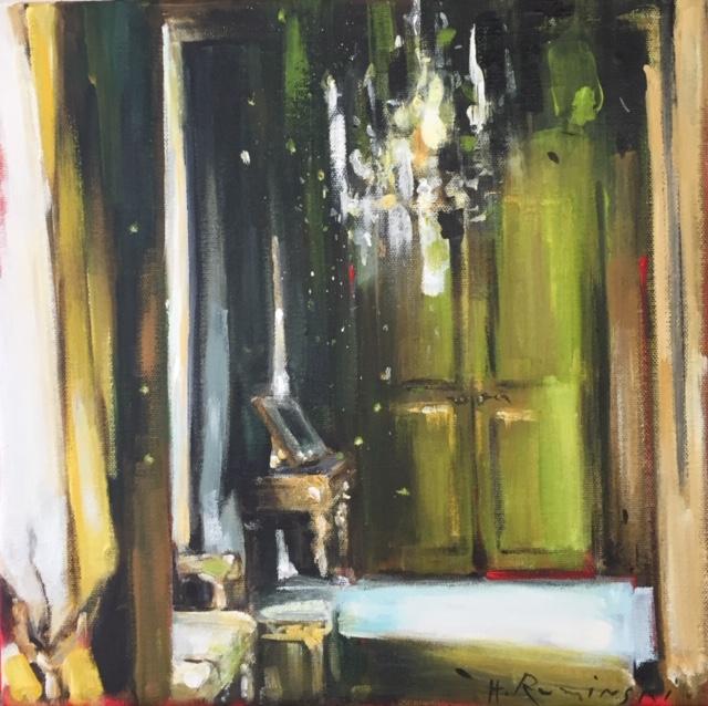 Porta Verde by Hanna Ruminski