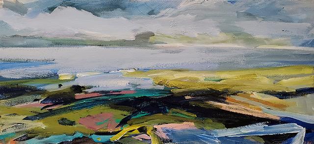 North Wind by Jennifer  Harwood