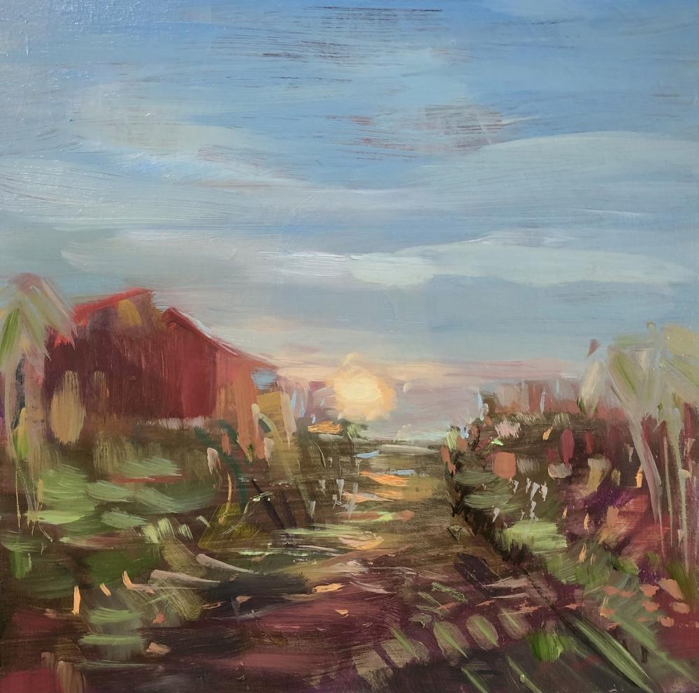 Farmer's Field by Tamara Thompson