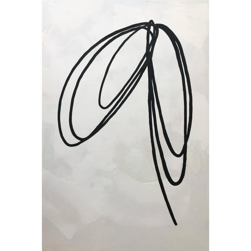 Fallen Loop by Meret  Roy