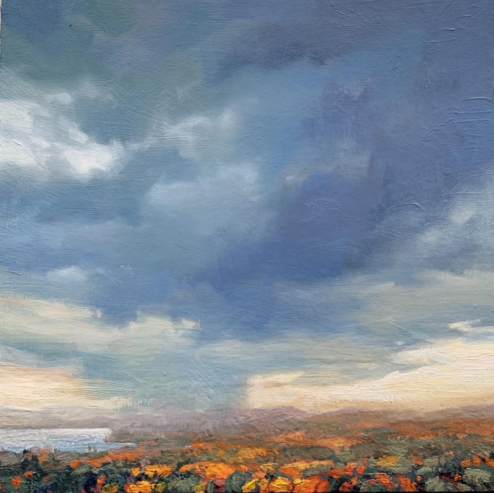 Autumn Light by Elzbieta Krawecka