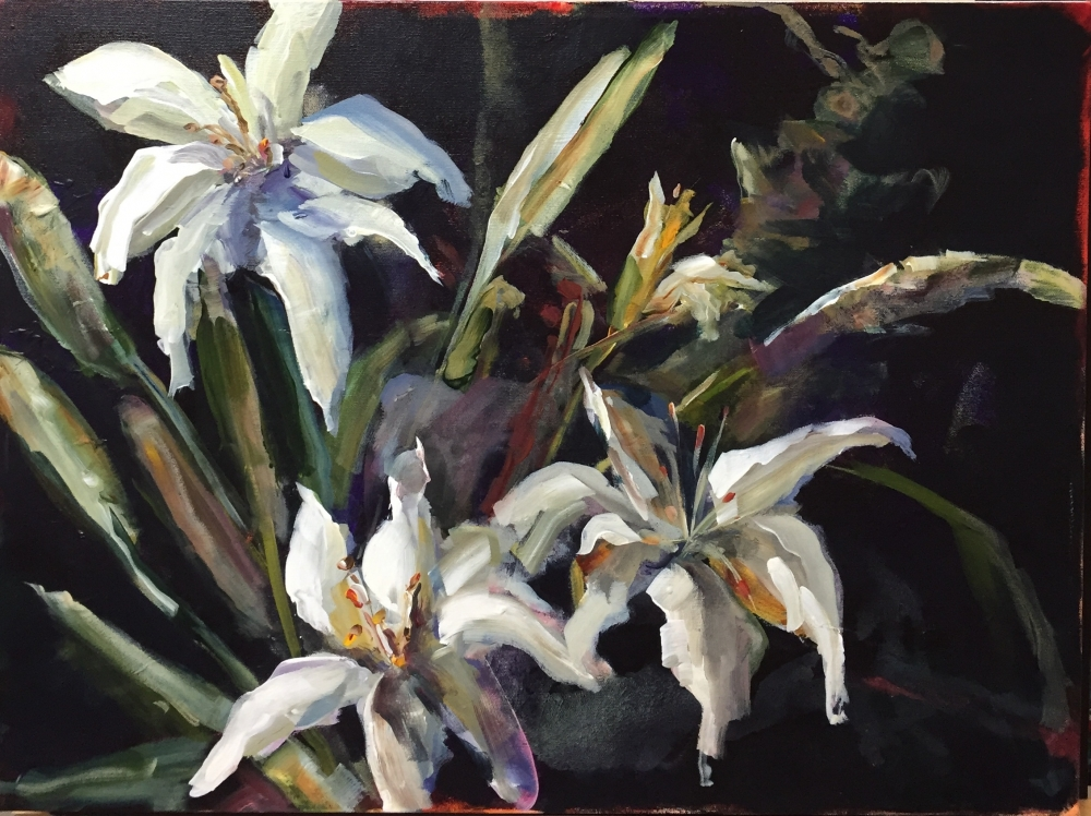 Living the Lily Life by Jackie  Miller