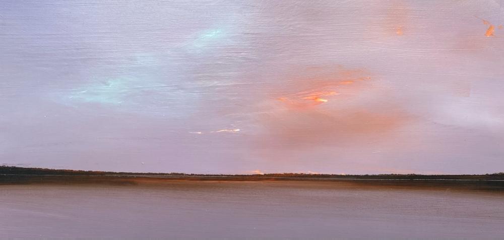 Lavender Sky by Scott Steele
