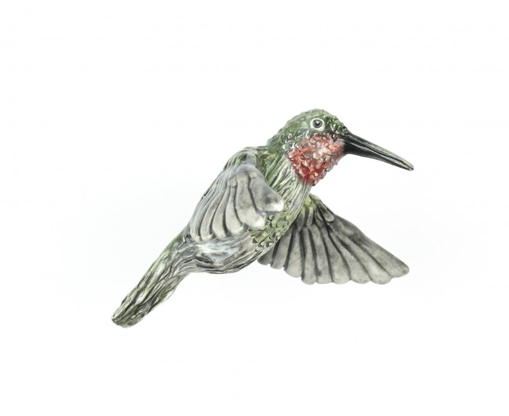 Catharsis No.40 (Hummingbird) by Sandra  Tarantino
