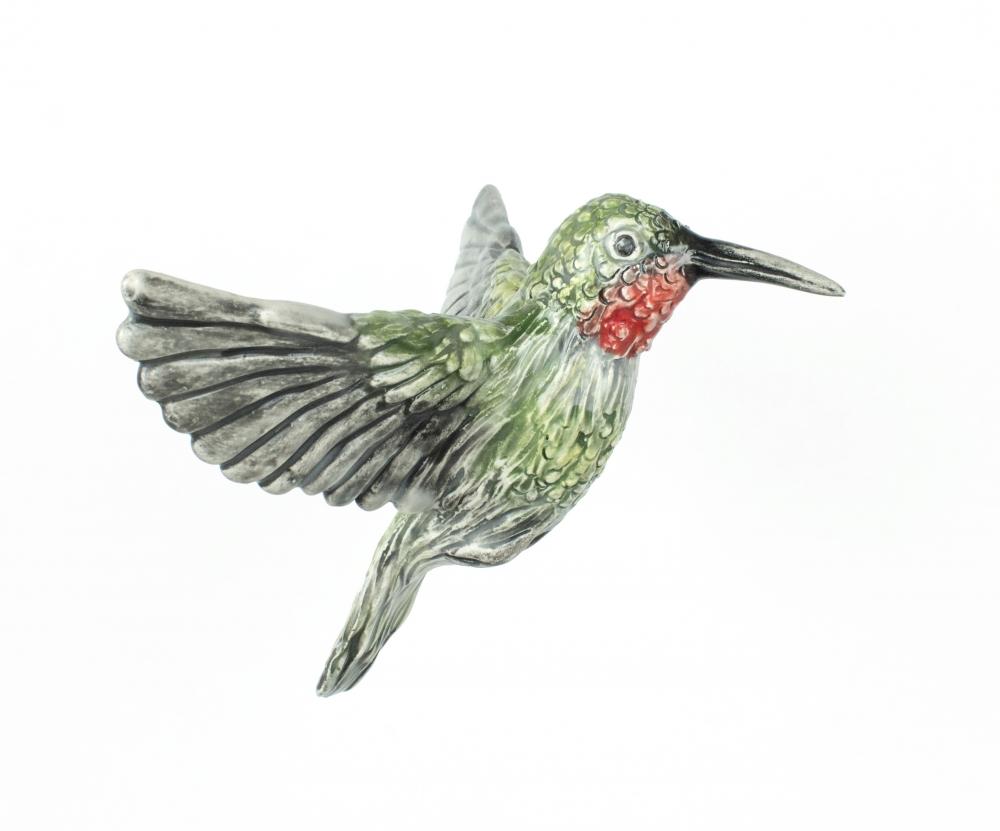 Catharsis No.41 (Hummingbird) by Sandra  Tarantino
